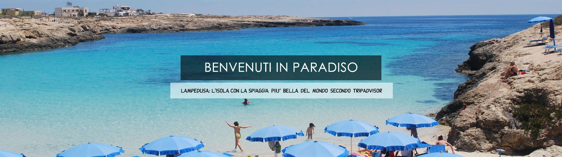 Vacanze a Lampedusa in Appartamenti, Ville e Residence